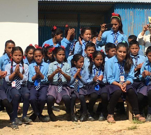 School gesponsord door FCFA